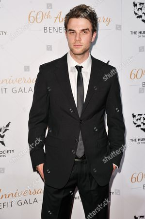 Nathaniel Buzolic arrives at The Humane Society Of The United States 60th Anniversary Benefit Gala, in Beverly Hills, Calif