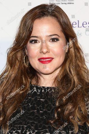 Marieh Delfino attends The LA Art Show and The LA Fine Art Show Opening Night Premiere Party held at the LA Convention Center, in Los Angeles