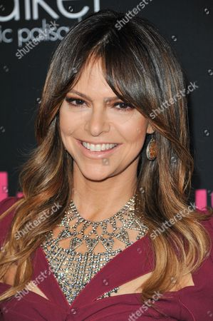 Elyse Walker attends the Pink Party at the Hangar: 8, in Santa Monica, Calif