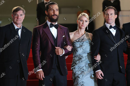 Editorial photo of The Sea of Trees Red Carpet, Cannes, France