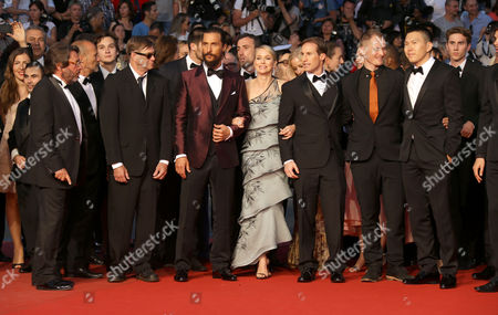 Editorial picture of The Sea of Trees Red Carpet, Cannes, France