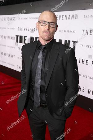 Editorial photo of Twentieth Century Fox World Premiere of 'The Revenant', Hollywood, USA
