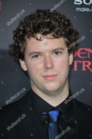 """Cory Scarborough attends the US premiere of """"Resident Evil: Retribution"""" at Regal Cinemas L.A. Live on in Los Angeles"""