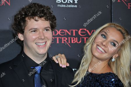 Editorial image of US Premiere of Resident Evil: Retribution, Los Angeles, USA