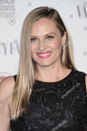 """Vinessa Shaw arrives at Vanity Fair And The Fiat Brand Celebrate """"Young Hollywood"""", in Los Angeles"""