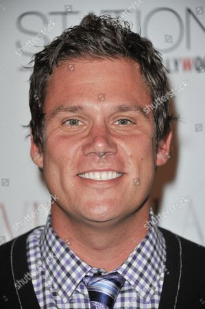 Bob Guiney attends the Viva Glam November Issue Party at Station Hollywood, in Los Angeles