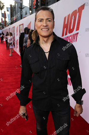 "Vincent Laresca seen at Warner Bros. Premiere of ""Hot Pursuit"", in Los Angeles"