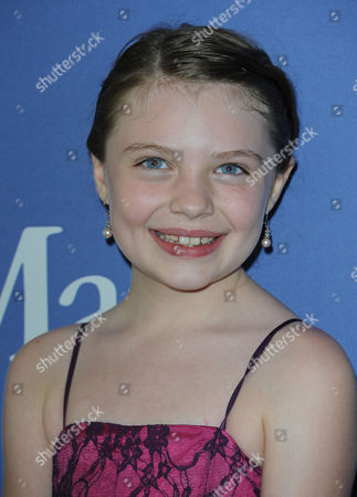 Madison Moellers arrives at Women in Film's 2013 Crystal + Lucy Awards at The Beverly Hilton Hotel on in Beverly Hills, Calif