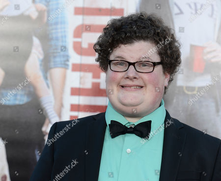 """Stock Photo of Actor Jesse Heiman attends the premiere of the feature film """"Neighbors"""" on in Los Angeles"""