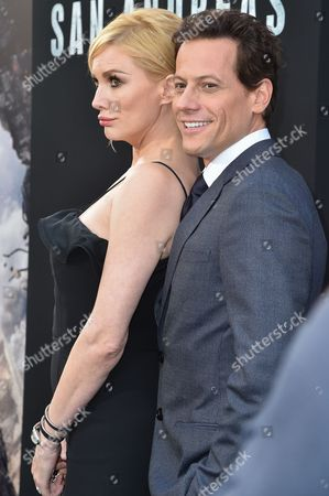 """Editorial image of World Premiere Of """"San Andreas"""" - Red Carpet, Los Angeles, USA"""