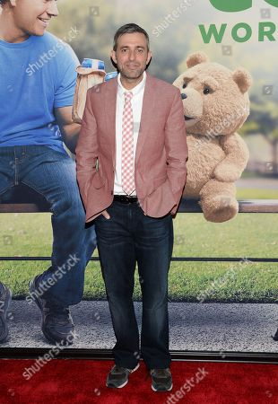 """Writer and producer Alec Sulkin attends the world premiere of """"Ted 2"""" at the Ziegfeld Theatre, in New York"""