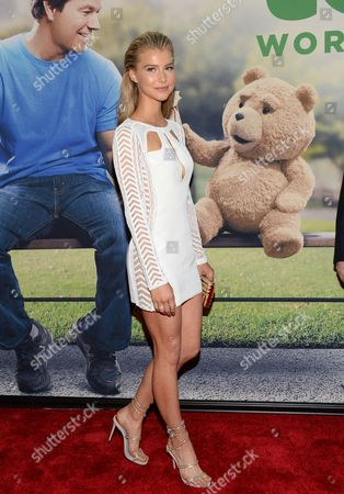 """Lexi Atkins attends the world premiere of """"Ted 2"""" at the Ziegfeld Theatre, in New York"""