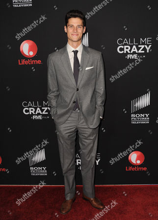 Editorial image of World Premiere of Call Me Crazy: A Five Film, Los Angeles, USA