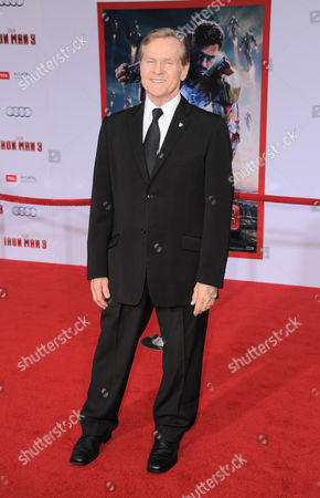 """Actor William Sadler arrives at the world premiere of """"Marvel's Iron Man 3"""" at the El Capitan Theatre, in Los Angeles, Calif"""