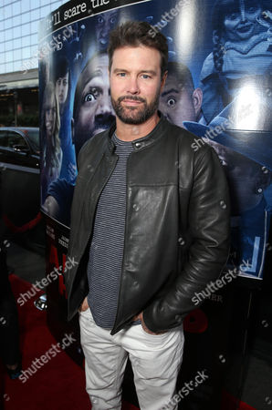 Dave Sheridan seen at the Los Angeles World Premiere of Open Road Films 'A Haunted House 2,' on in Los Angeles