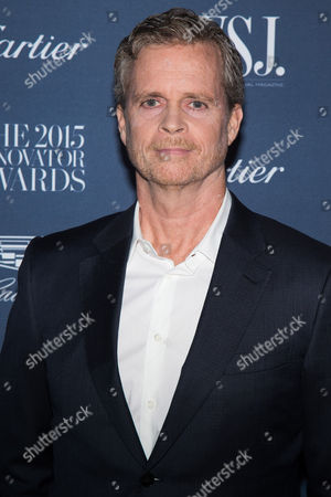 Mark Parker attends the WSJ Magazine Innovator Awards 2015 at The Museum of Modern Art, in New York