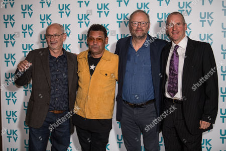 Editorial photo of 'UKTV Live' Launch, London, UK - 13 Sep 2017