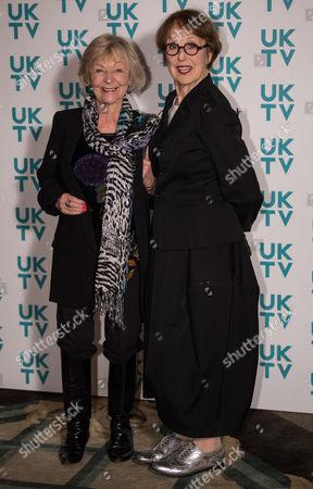 Una Stubbs and Sheila Reid