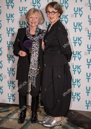 Sheila Reid and Una Stubbs