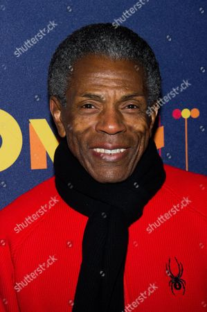 "Andre deShields attends the Broadway opening of ""After Midnight"" on in New York"