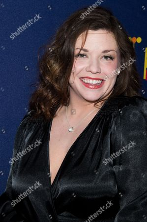 """Mary Bridget Davies attends the Broadway opening of """"After Midnight"""" on in New York"""