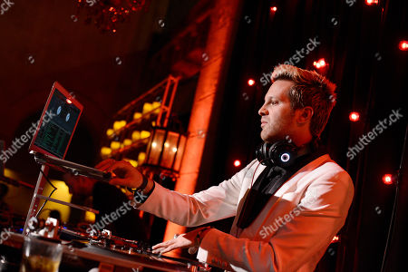 """Mayer Hawthorne performs at the after party for the """"AMY"""" U.S. Premiere hosted by Lucian Grainge CBE, Universal Music Group and A24 at The Hollywood Roosevelt, in Hollywood, CA"""