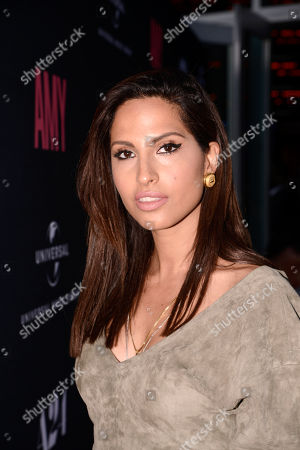 "Snoh Aalegra seen at ""AMY"" U.S. Premiere hosted by Lucian Grainge CBE, Universal Music Group and A24 at ArcLight Hollywood, in Hollywood, CA"