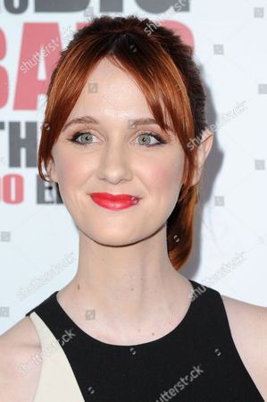 "Laura Spencer attends the 200th Episode Celebration of ""The Big Bang Theory"" held at Vibiana, in Los Angeles"