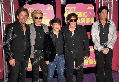 Editorial photo of 2012 CMT Music Awards Arrivals, Nashville, USA