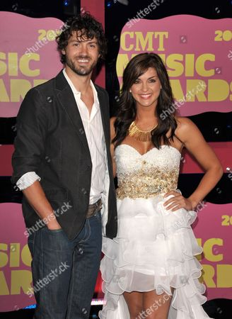 Editorial picture of 2012 CMT Music Awards Arrivals, Nashville, USA