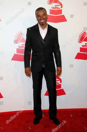 Alexandre Pires arrives at the 2012 Latin Recording Academy Person of the Year Tribute to Caetano Veloso at the MGM Grand Garden Arena, in Las Vegas