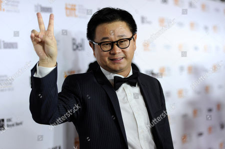 """Producer Wei Ming Chen arrives at the premiere for """"Dangerous Liaisons"""" during the Toronto International Film Festival on in Toronto"""