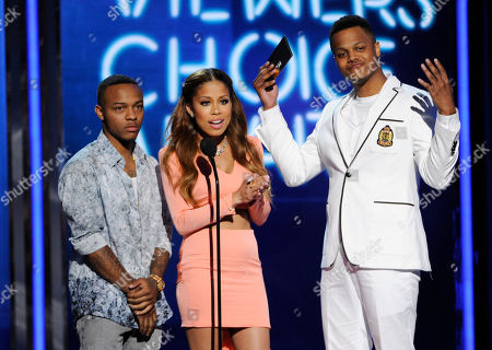 Editorial image of 2014 BET Awards - Show, Los Angeles, USA