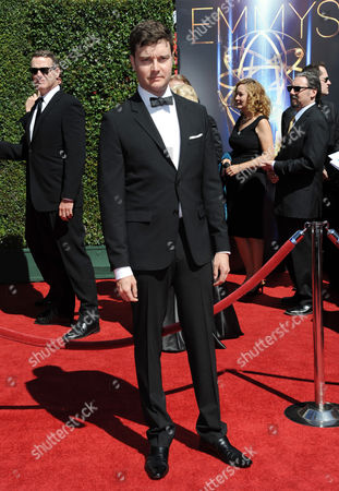 Editorial photo of 2014 Creative Arts Emmys - Arrivals, Los Angeles, USA