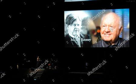 Editorial image of 2014 Primetime Emmy Awards - Show, Los Angeles, USA
