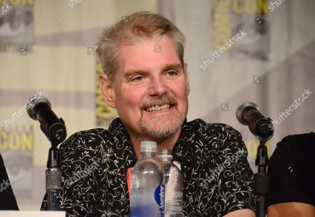 """Editorial photo of 2015 Comic-Con - """"Call of Duty Black Ops III: Zombie World"""" Panel, San Diego, USA"""