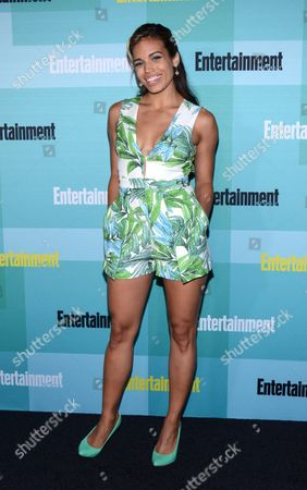 Ciara Renee arrives at Entertainment Weekly's Annual Comic-Con Party at FLOAT at the Hard Rock Hotel on in San Diego, Calif