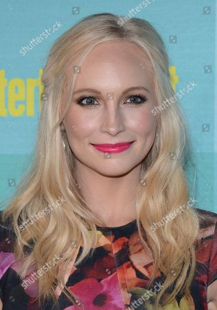 Editorial image of 2015 Comic-Con - Entertainment Weekly Party, San Diego, USA
