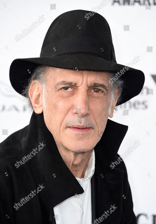Edward Lachman arrives at the Film Independent Spirit Awards, in Santa Monica, Calif