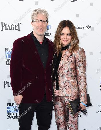 Editorial picture of 2016 Film Independent Spirit Awards - Arrivals, Santa Monica, USA
