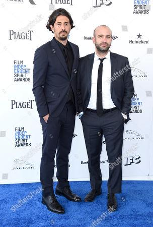 Editorial image of 2016 Film Independent Spirit Awards - Arrivals, Santa Monica, USA