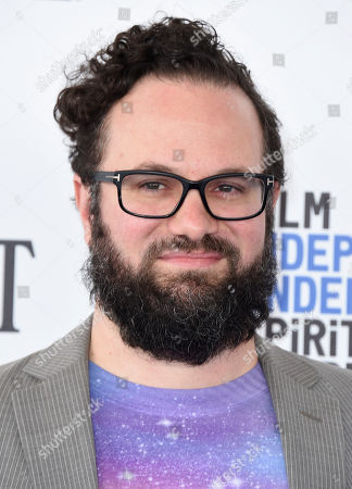 Julio Perez IV arrives at the Film Independent Spirit Awards, in Santa Monica, Calif