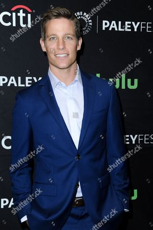 "Ward Horton attends the ""Pure Genius"" screening and panel discussion at the 2016 PaleyFest Fall TV Previews, in Beverly Hills, Calif"