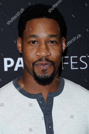 """Aaron Jennings attends the """"Pure Genuis"""" screening and panel discussion at the 2016 PaleyFest Fall TV Previews, in Beverly Hills, Calif"""