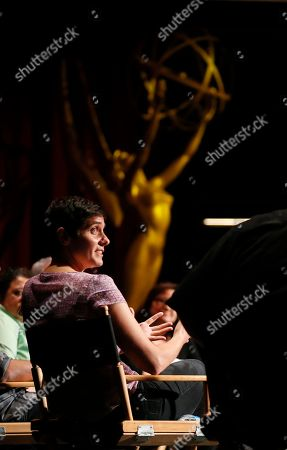 Editor Moira Demos participates during the 2016 Prime Cuts hosted by the Television Academy in the Wolf Theater on in the NoHo Arts District in Los Angeles