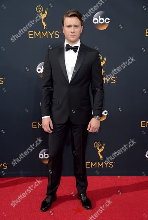 Stock Photo of Martin Wallstrom arrives at the 68th Primetime Emmy Awards, at the Microsoft Theater in Los Angeles