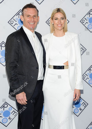 Josh Taekman and Kristen Taekman attend the 2016 Room To Grow Benefit, to support babies born into poverty, at Tribeca Three Sixty, in New York