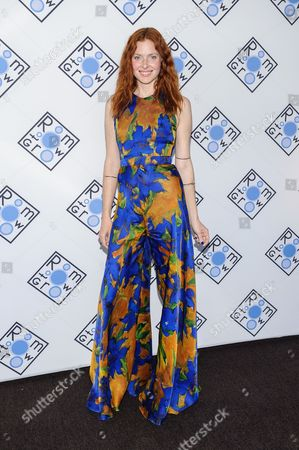 Taylor Foster attends the 2016 Room To Grow Benefit, to support babies born into poverty, at Tribeca Three Sixty, in New York