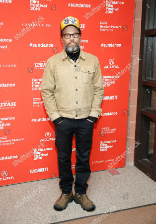 """Actor James LeGros poses at the premiere of """"Certain Women"""" during the 2016 Sundance Film Festival, in Park City, Utah"""
