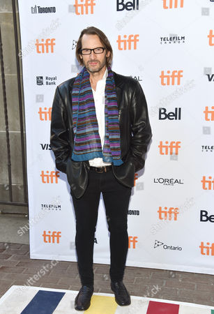 """Actor Adrian Hough attends the """"(re)Assignment"""" premiere on day 7 of the Toronto International Film Festival at the Ryerson Theatre, in Toronto"""
